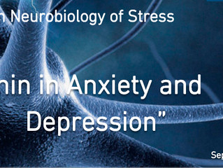 "8th Forum on Neurobiology of Stress & II Symposium on ""Serotonin in Anxiety and Depression"