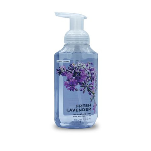 Scent Theory Foaming Hand Soap, Fresh Lavender, 11oz