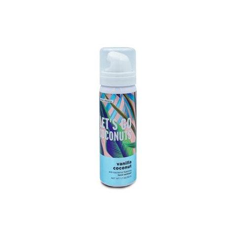 Scent Theory Foaming Hand Soap, Vanilla Coconut Sanitizer, 1.7oz