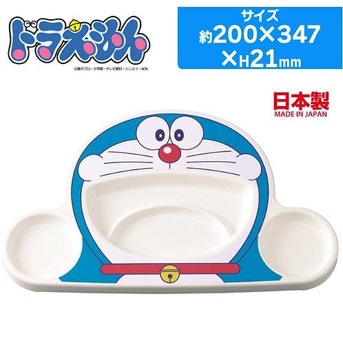 日本製 Doraemon 多啦A夢 (叮噹) 立體餐盤 070655