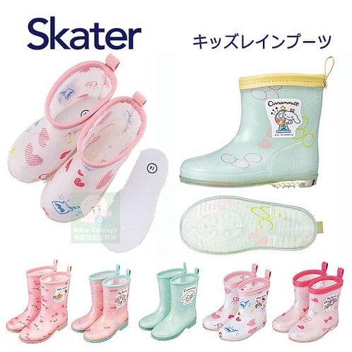 (預訂) Skater Sanrio 卡通人物兒童水鞋 (男女兼用) (14-20cm)