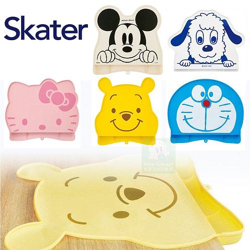 (預訂) Skater 卡通人物矽膠餐桌墊 (可捲起收納)