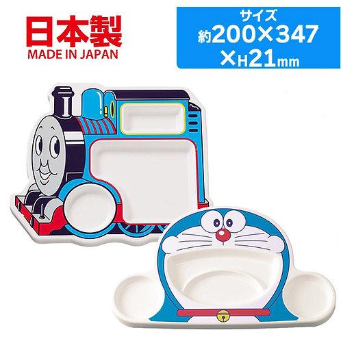 (預訂) 日本製 OSK Thomas and Friends / 多啦A夢 (叮噹) 立體餐盤