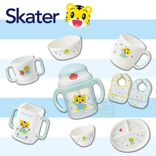(預訂) Skater x Shimajiro 巧虎 間條系列兒童餐具