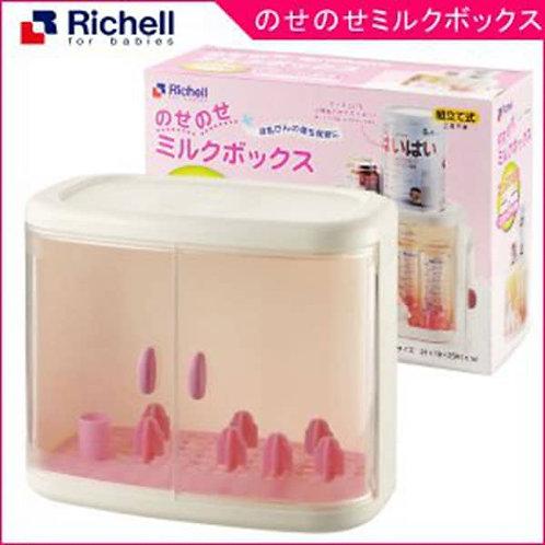 (現貨) Richell 便利型多用途奶具收納箱