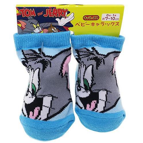 (現貨) Small Planet Tom and Jerry 初生嬰兒襪  (7-10cm) 866838