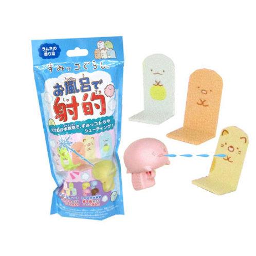 Sumikko Gurashi 角落生物水槍射擊沖涼玩具套裝 (附一包沐浴劑) 159969