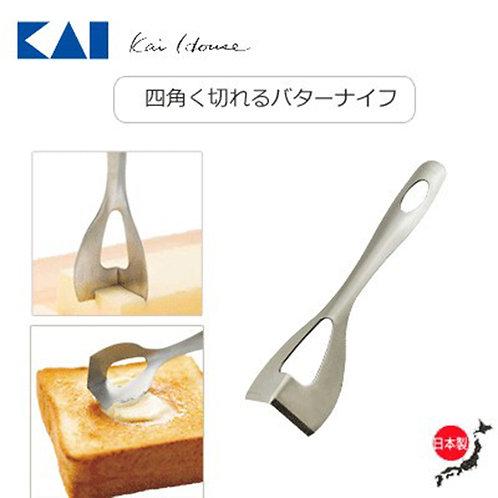 (預訂) 日本製 貝印KAI House Select 四角牛油刀
