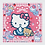 Thumbnail: 日本製 Skater Hello Kitty 毛巾連袋套裝 284168