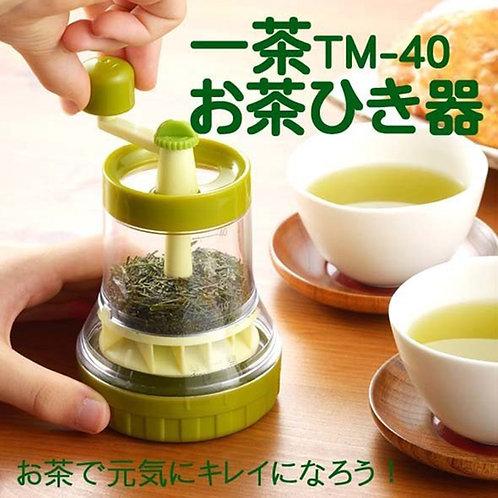 (預訂) 日本製 一茶手搖茶葉研磨器
