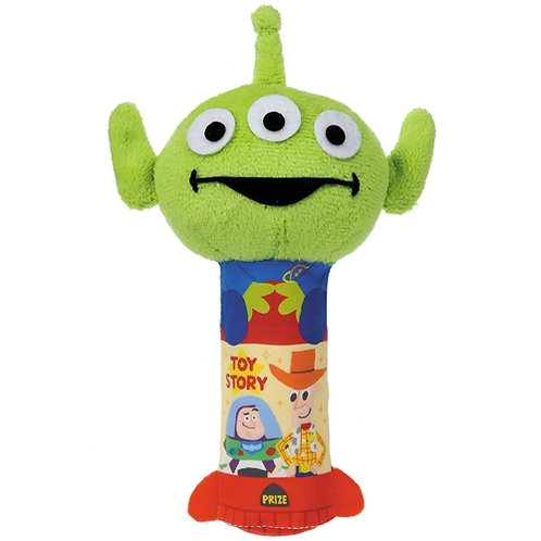 Takara Tomy Disney Toy Story 三眼仔 Dear Little Hands 手搖鈴 817888