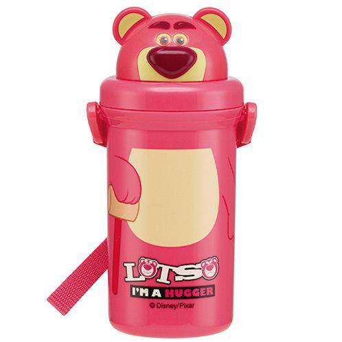 Disney Toy Story Louso 勞蘇 (熊抱哥) 矽膠兒童吸管水壺 500ml 268519