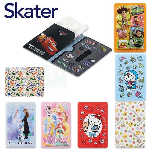 (預訂) Skater 卡通人物兒童口罩收納套