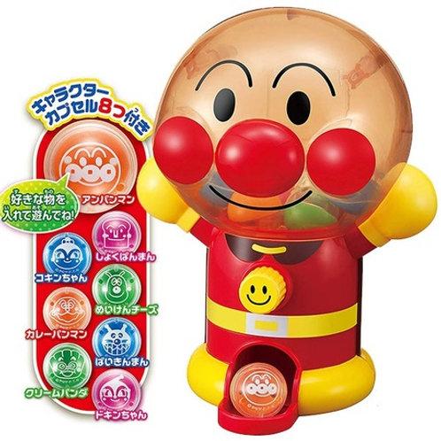 Pinocchio 麵包超人 Anpanman 扭蛋機玩具 Gacha Jr.  Version 314603