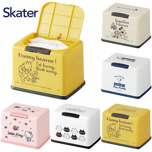 (預訂) Skater 卡通人物 Pocket Tissue One Touch 紙巾收納盒 (幼童口罩收納盒)