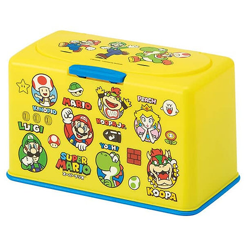 (現貨) Skater Super Mario 口罩收納盒