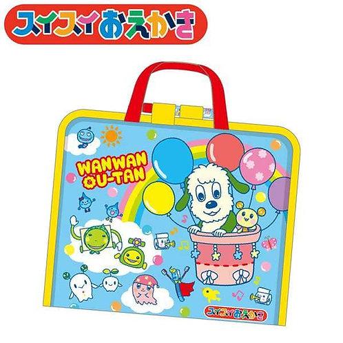 (現貨) Pilot Wan Wan to U-tan (WANWAN狗和U-TAN) 版本 攜帶版神奇水畫筆墊