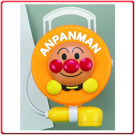(只接受訂貨) Pinocchio 麵包超人 Anpanman 花灑玩具 (3歲起) (Renewal 版) 313408