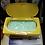 Thumbnail: (現貨) Skater Disney Winnie the Pooh 口罩收納盒