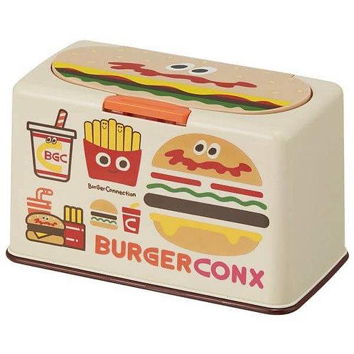 (現貨) Skater Burger Conx 漢堡口罩收納盒