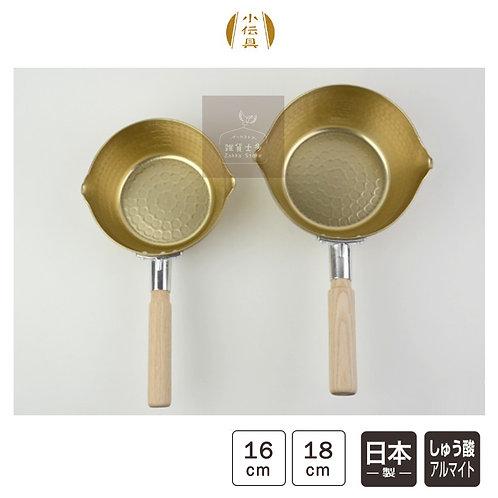 (預訂) 日本製 北陸 小伝具鋁合金雪平鍋