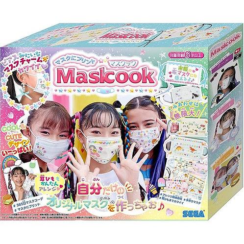 (預訂) Sega Toys Maskook DIY 創意口罩印刷套裝