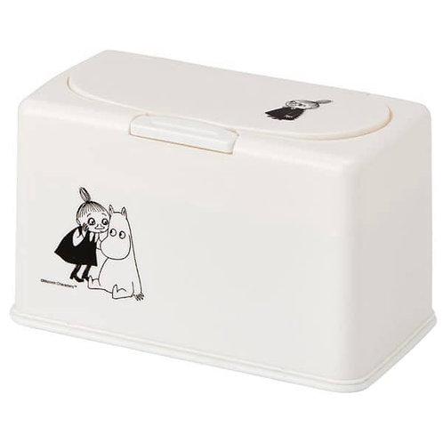 (現貨) Skater Moomin 姆明谷口罩收納盒