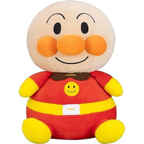 (現貨) Sega Toys 麵包超人Anpanman 抱抱棉花糖毛公仔