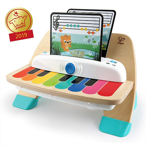 Baby Einstein x Hape Magic Touch Piano 智能觸控木製玩具電子琴 (平郵/郵局櫃位不適用)