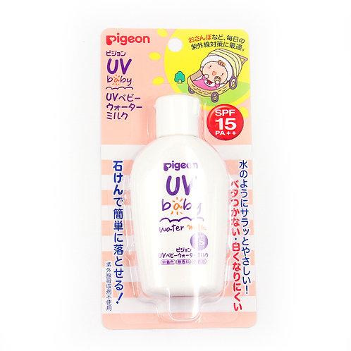 日本製 Pigeon SPF15 PA++ 嬰兒抗 UV 防曬乳 083409