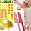 Thumbnail: (預訂) 日本製 Skater 兒童波浪紋安全學習菜刀