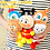 Thumbnail: (現貨) Sega Toys 麵包超人Anpanman S Plus 1 毛公仔