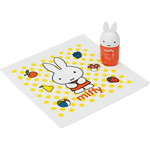 (預訂) Skater Miffy 造型方形毛巾連收納盒