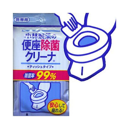 (現貨) 日本製 小林製藥 Kobayashi 廁板99%除菌紙 10片裝 401507