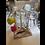 Thumbnail: (預訂) 日本製 Marna 摺疊水壺排水架