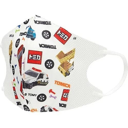 (現貨) Skater Tomica 車車兒童立體口罩10個裝 (4歲以上用)