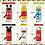 Thumbnail: (預訂) Skater 立體卡通人物造型吸管或水壺 350ml