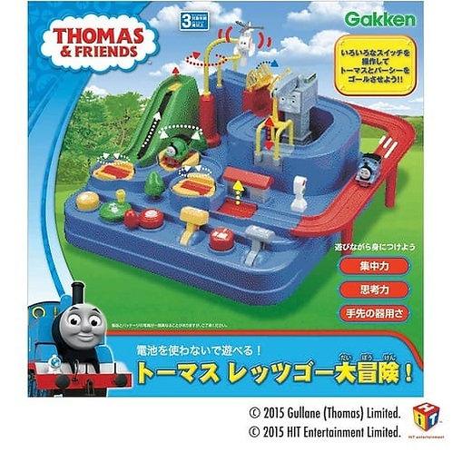 (預訂) Thomas & Friends 過關遊戲組合 (2歲起)