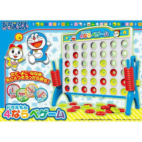 (只接受訂貨) Doraemon 多啦A夢 (叮噹) 蘋果棋 (屏風式四子棋)  (適合3歲以上) 136204
