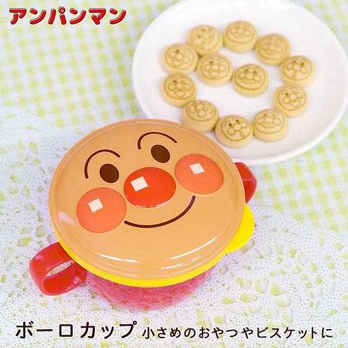 (現貨) 日本製 LEC 麵包超人 Anpanman 零食餅乾盒 (波波餅盒)