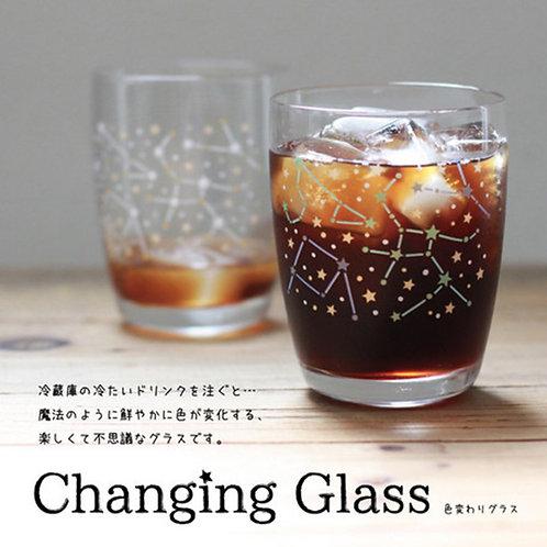 (現貨) 日本製 Artha 遇冷變色玻璃杯