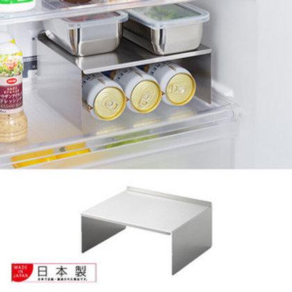 (現貨) 日本製  吉川YOSHIKAWA 不鏽鋼雪櫃分層架
