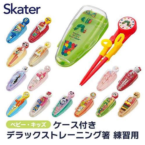 (預訂) Skater 卡通人物 3 Steps 學習筷子