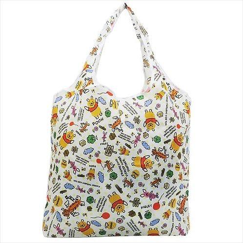 (現貨) Disney Winnie the Pooh 小熊維妮 摺疊環保袋