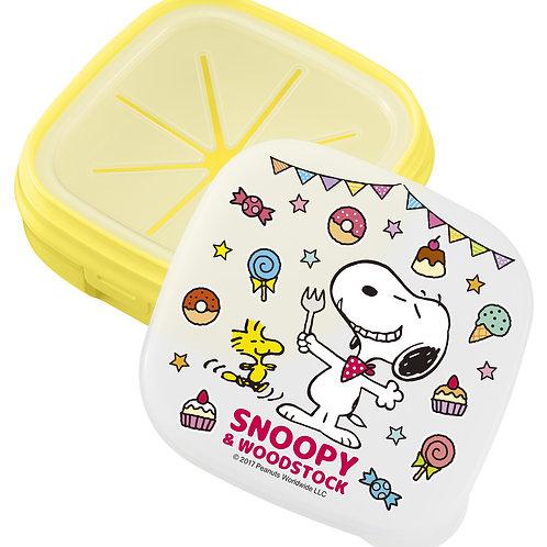 日本製 Snoopy 零食餅乾盒 (波波餅盒) 115554