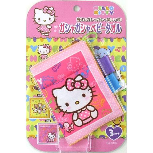 Sanrio Hello Kitty 卡擦卡擦布質玩具 536902