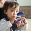 Thumbnail: (現貨) Richell Aqulea 吸管學習杯 套裝 (藍色/黃色/粉紅色)