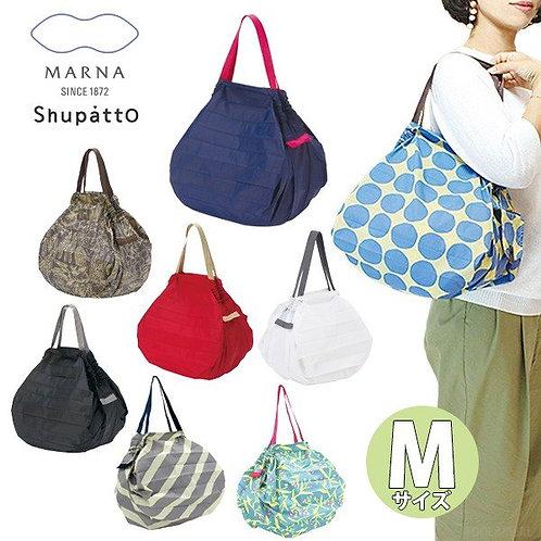 (現貨) 日本 Marna Shupatto Compact Bag 快速收納購物環保袋 M Size