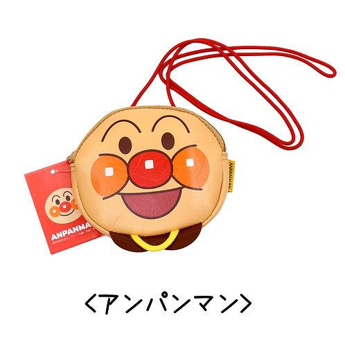 (現貨) 日本製麵包超人Anpanman兒童小零錢包