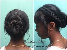 Summer Braid hair style at Gloss the Salon